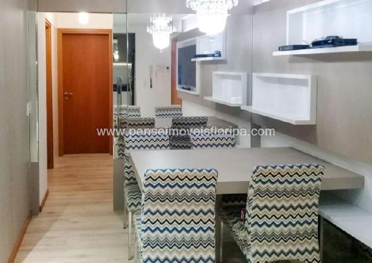 Apartamento 2 dormitórios ( suite) mobiliado - Agronômica