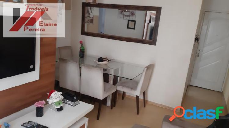 Apartamento com 3 dorms em São Paulo - Butanta por 280 mil