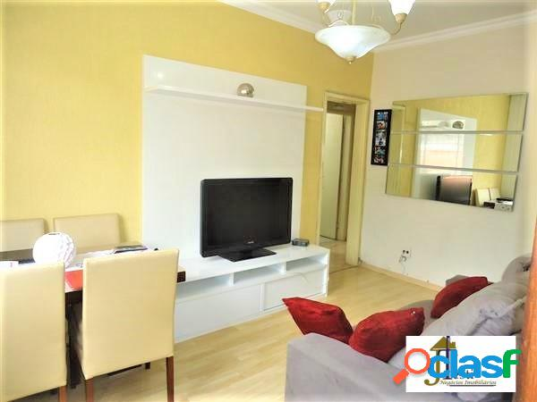 Apartamento reformado, 3 quartos, 1 vaga - B. Sagrada