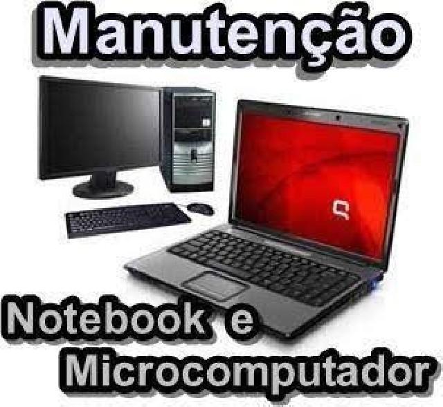 Assistencia Técnica e Manutenção de Notebook e Pc