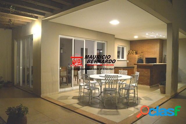 Casa 4 dormitórios, Condomínio Itatiba. Estuda permuta
