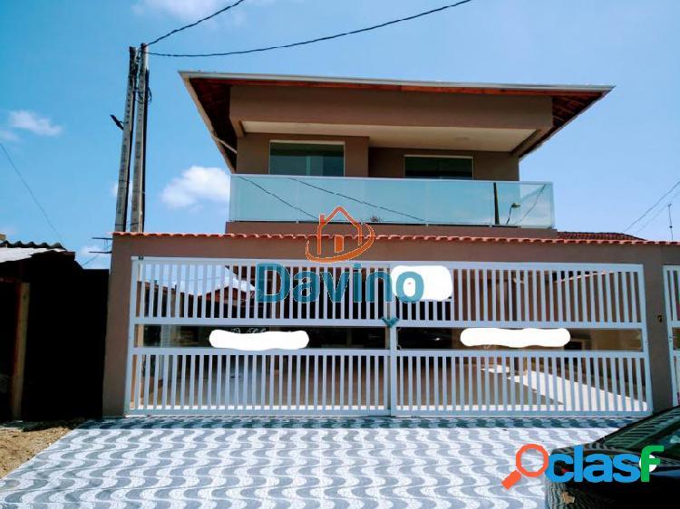 Casa em Condomínio em Praia Grande - Maracanã por 250 mil