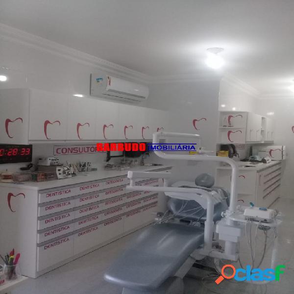 Consultório Odontológico com Excelente Casa em Araruama