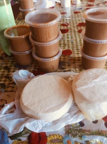 Doce de leite caseiro