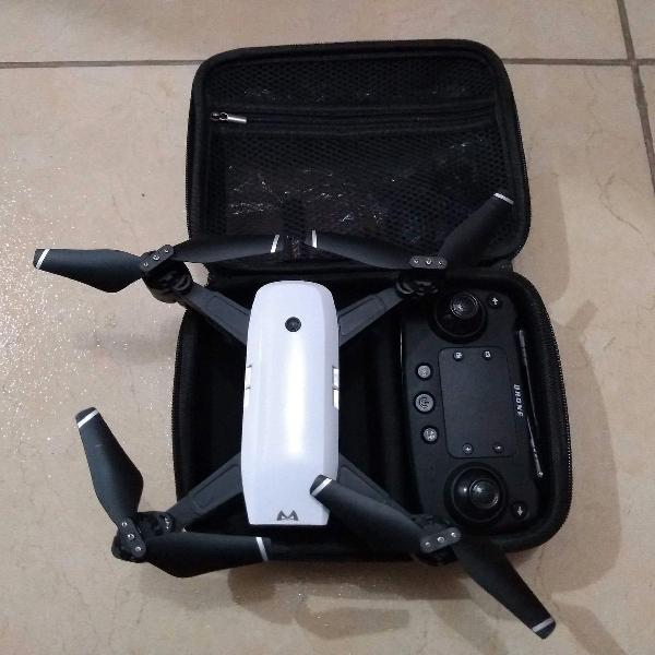 Drone R/C Câmera 1080p/ 720 p wi-fi - GPS - RT. Tempo de