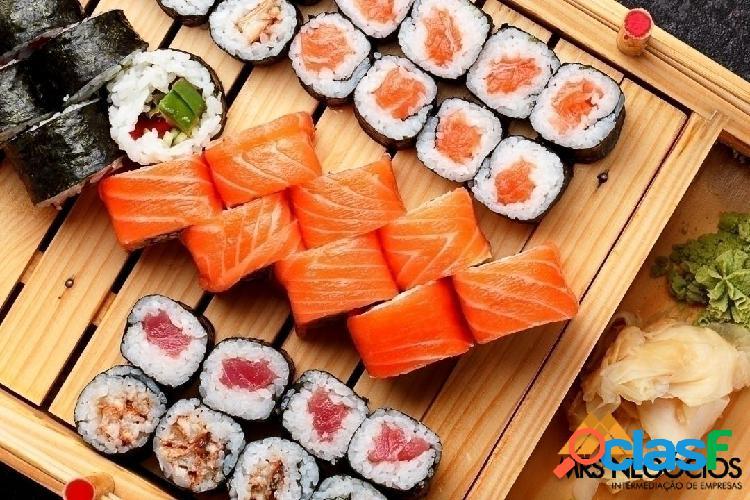 MRS Negócios - Restaurante Japonês à venda em
