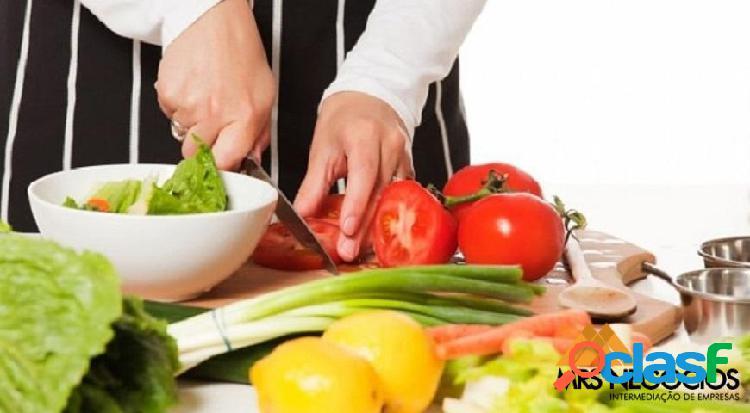 MRS Negócios - Restaurante e confeitaria à venda na