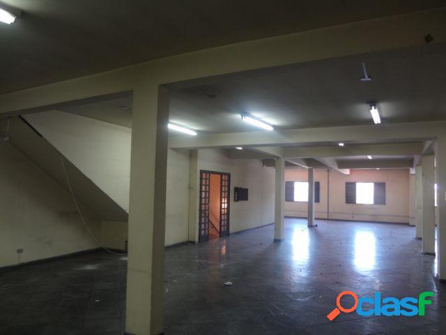 Salão comercial - Aluguel - Barueri - SP - Eng. Novo)