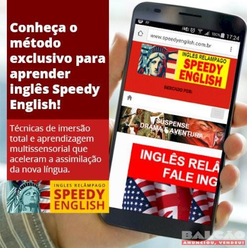Speedy English o mais rápido curso de inglês no Brasil