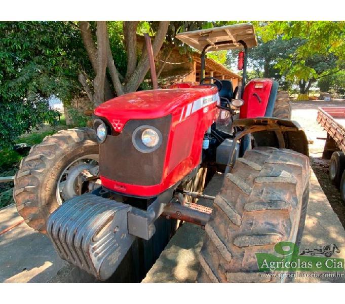 Trator Massey Ferguson 4297 4x4 (Todo Original!)