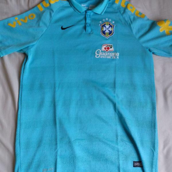 camiseta seleção brasileira