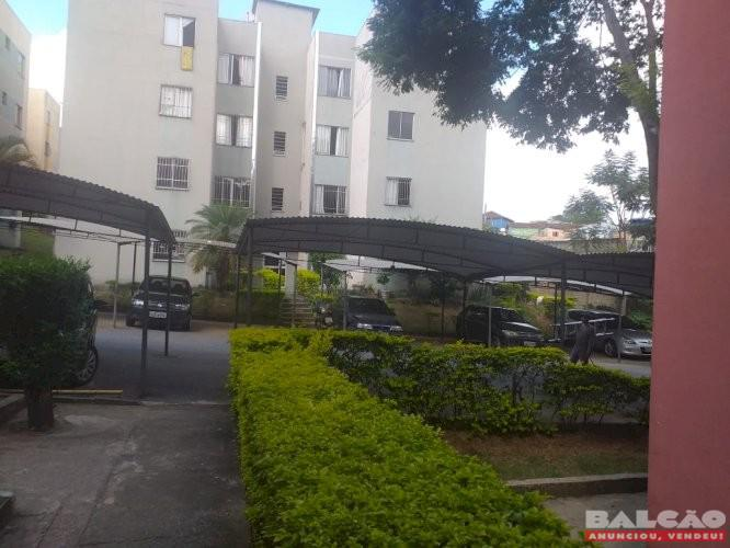 Apartamento 2 Quartos no bairro Baronesa (Santa Luzia)