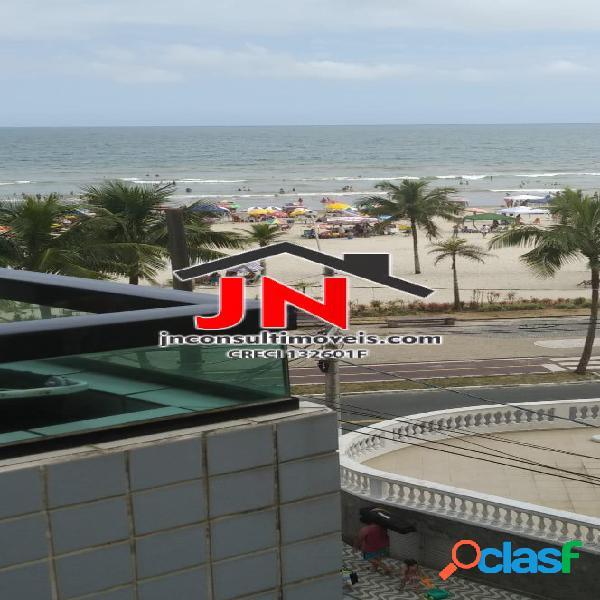 Apartamento / Vista para o mar / Praia grande-sp