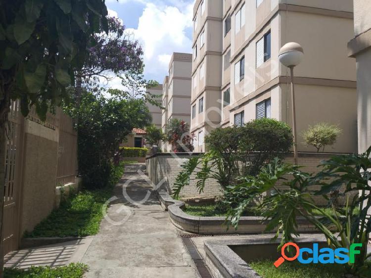 Apartamento com 2 dorms em São Paulo - Jardim Amaralina por