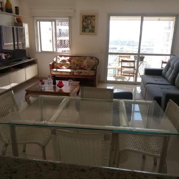 Apartamento para venda tem 77 metros quadrados com 2 quartos