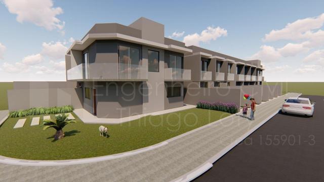 Geminado para Venda em Joinville, Vila Nova, 2 dormitórios,