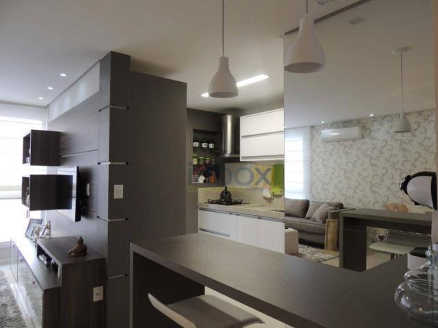 INBOX ALUGA - Apartamento de 2 dormitórios MOBILIADO no