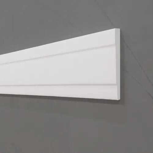 Rodateto Eva Flexível Autocolante 10cm - 14 Metros + Brinde