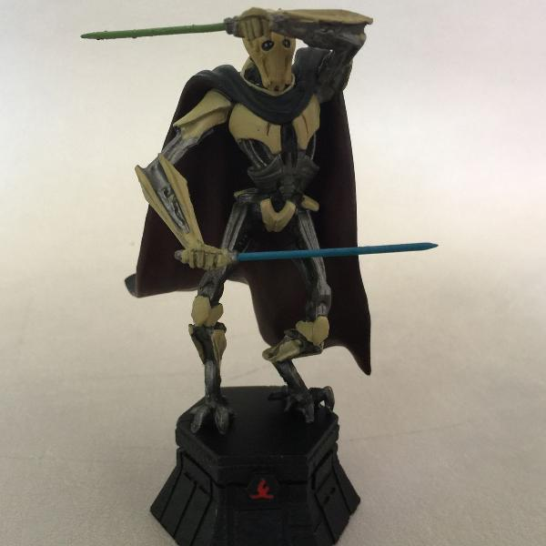 enfeite star wars general grievous