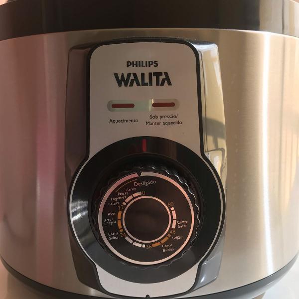 panela de pressão elétrica philips walita