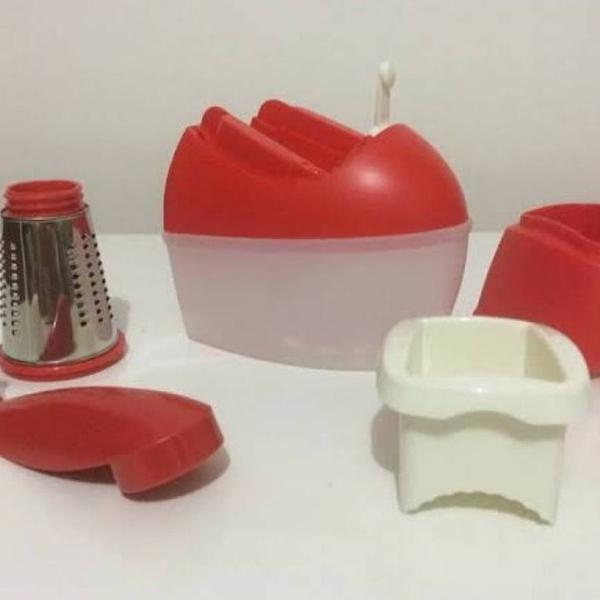 tupperware - ralador de queijo