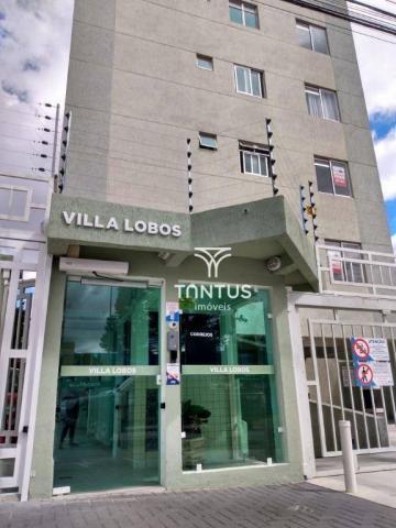Apartamento com 2 dormitórios para alugar, 56 m² por R$