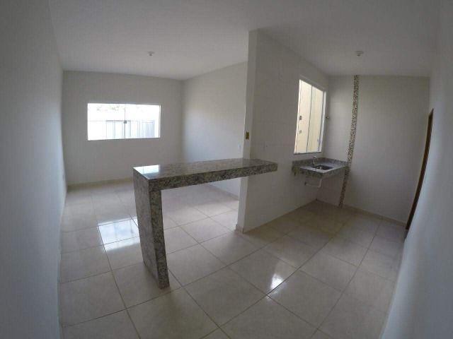 Casa Nova pronta para Morar - Excelente Acabamento