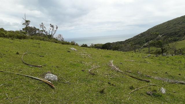 Terreno com vista para Praia do luz