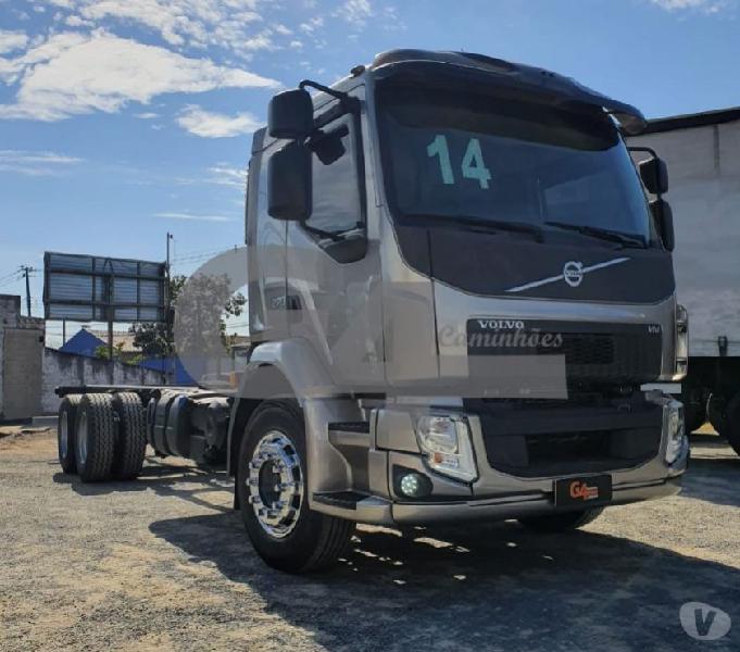 Volvo VM 270 Athor 6X2 1414