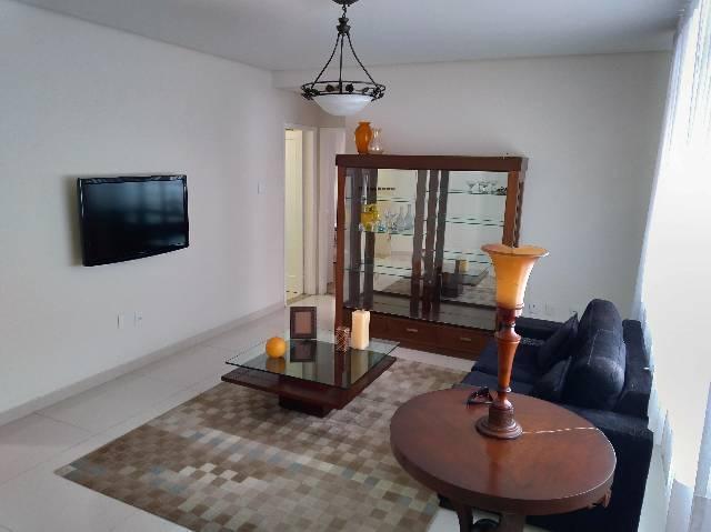 apartamento 2 dormitórios mobiliado para alugar no Gonzaga