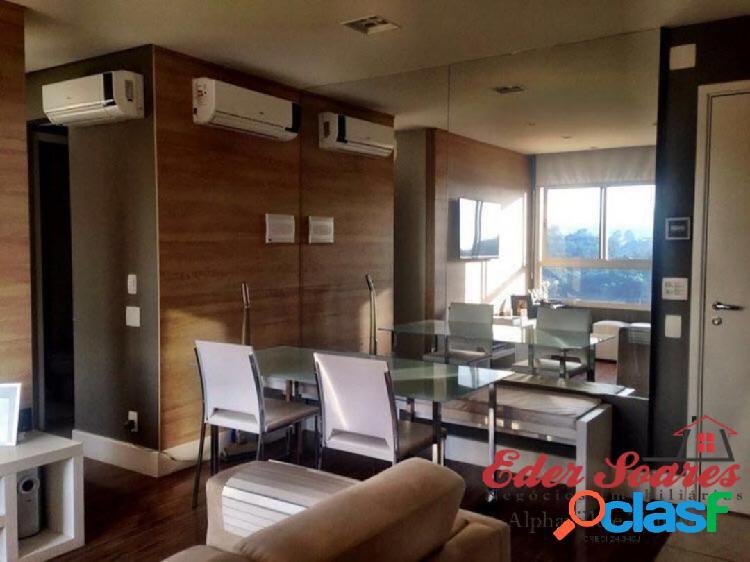 Apartamento Mobiliado para Locação ou Venda no Condomínio
