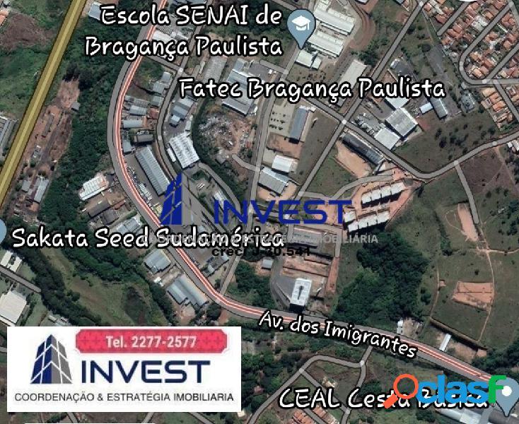 Área para incorporação em Bragança Paulista