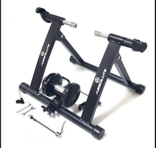 ALUGO Rolo de treino para bike