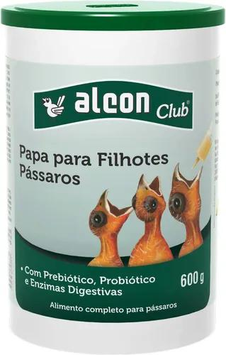 Alcon Club Papa P/ Filhotes. Para Todas As Espécies De