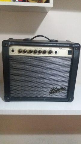 Amplificador Cubo Baixo Staner Sb 308