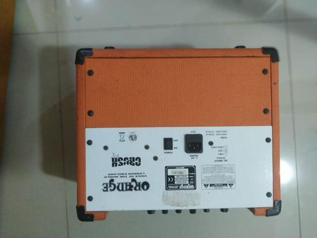 Amplificador Orange Crush 20ldx