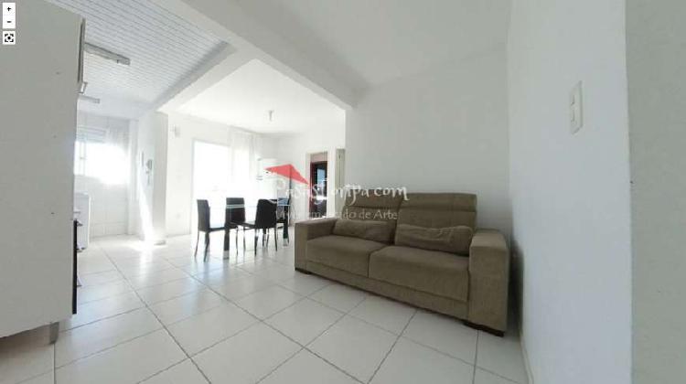 Apartamento com 2 quartos em Sertão do Maruim - São José