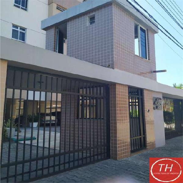 Apartamento com 3 quartos na Praia de Iracema - Fortaleza -