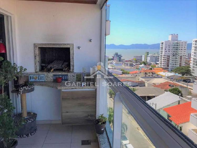Apartamento de 3 dormitórios em Barreiros - Linda vista