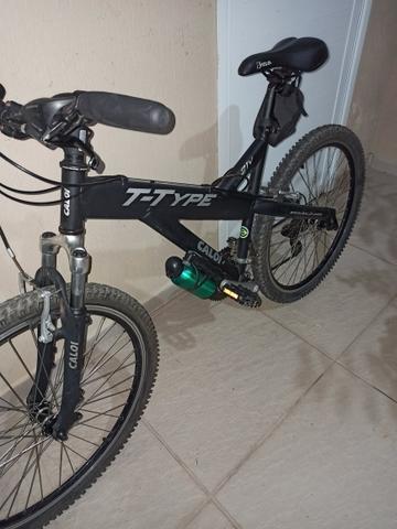 Bicicleta Bike Caloi T Type - Aro 26 - 21v - Shimano