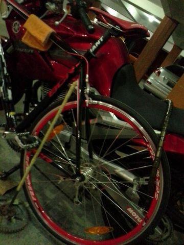 Bike Giant speed