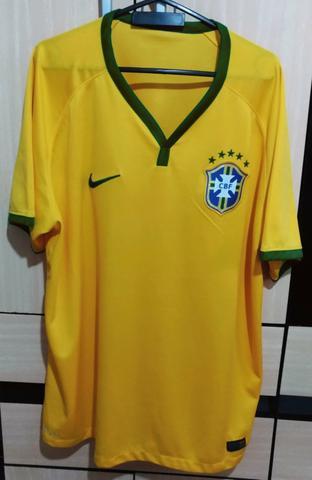 Camisa seleção brasileira de 2014