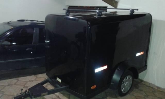 Carretinha Box Car Baú TOP!!!