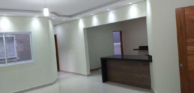 Casa nova Jardim Vista Alegre - 3 Dormitórios