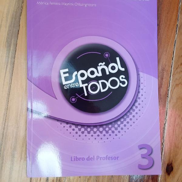 Español entre todos nível 3