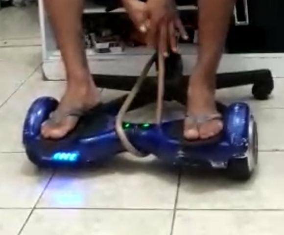 Hoverboard vendo urgente