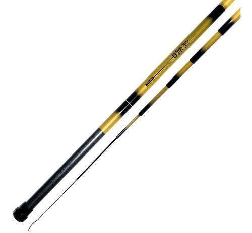 Vara De Pesca Bamboo Telescópica 2,70 Ou 3,00m Marine