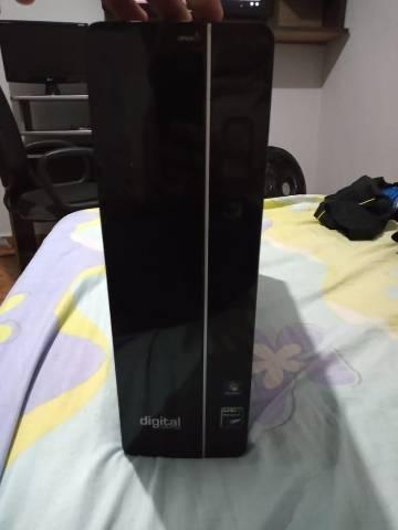 Vende-se computador e monitor LG