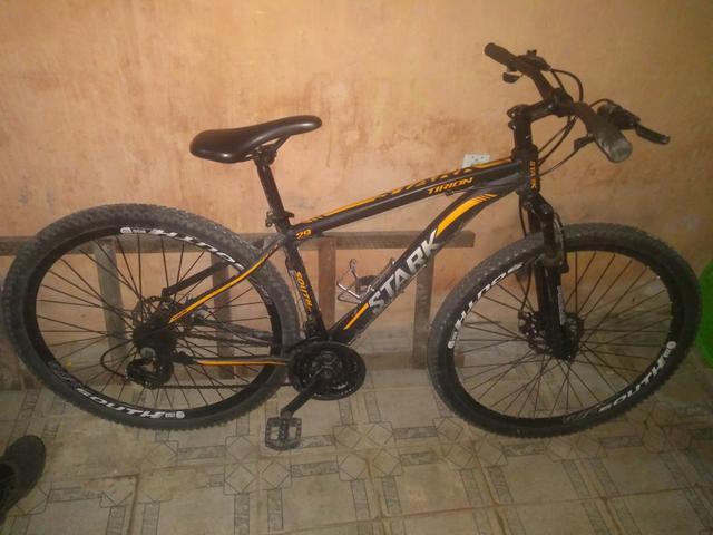 Vendo ou troco bicicleta aro29