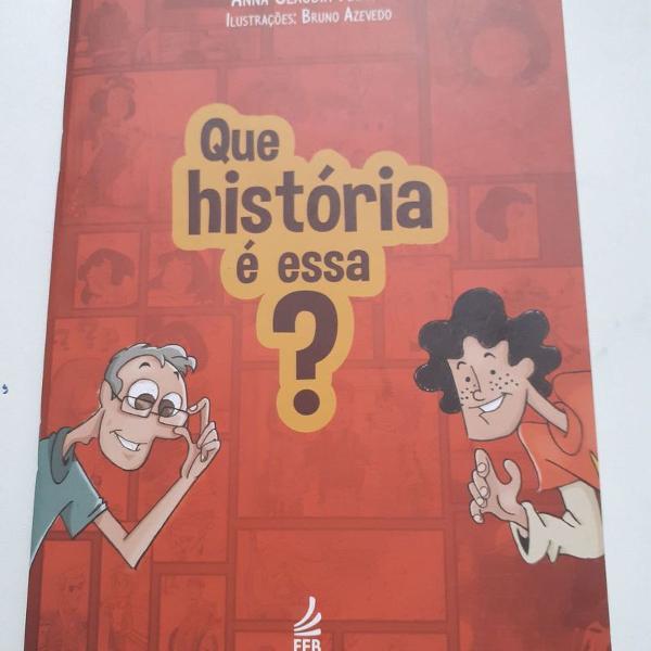 livro que história é essa?